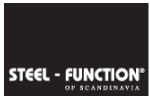 Steel Function logo