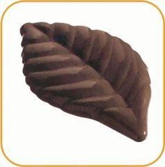 Chokoladeform blad 14 stk 5 gr