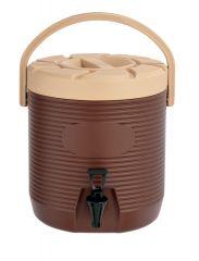 Termobeholder brun 12 liter