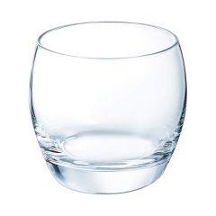 Salto glas klar 32cl Ø90 H84