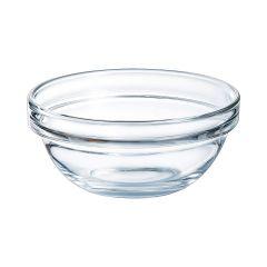 lille glas skål