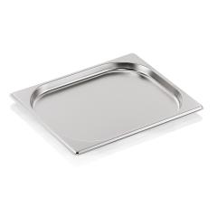 Kantine stål 1/2gn, 2,0 cm