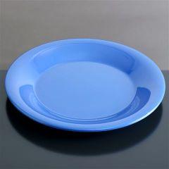 Melamin tallerken flad Ø230 mm BLÅ
