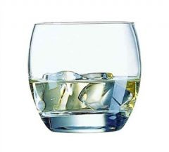 Salto glas klar 32cl Ø90 H84 N5831