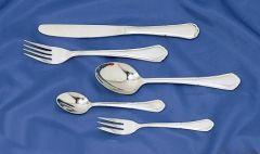 Amanda gaffel/spise, længde 19 cm