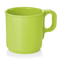 Grøn melaminkop