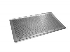 Bageplade alu. perfo silicone 60x40cm