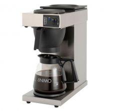 Animo Madam blå kaffemaskine
