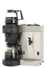 Animo Kaffemaskine M200W aut. vandpåfyldning & the vand