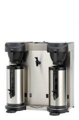 Animo Kaffemaskine MT202W aut. vandpåfyldning & the vand
