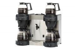 Animo Kaffemaskine M202W aut. vandpåfyldning & the vand