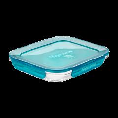Frigoverre opbevaringsboks 23x18 cm Blå Base Image