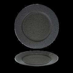 Lifestyle Highland grå tallerken i 28cm