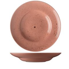 Lifestyle pasta tallerken terracotta Ø29 cm