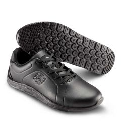 Sika Balance sko sort m snørre