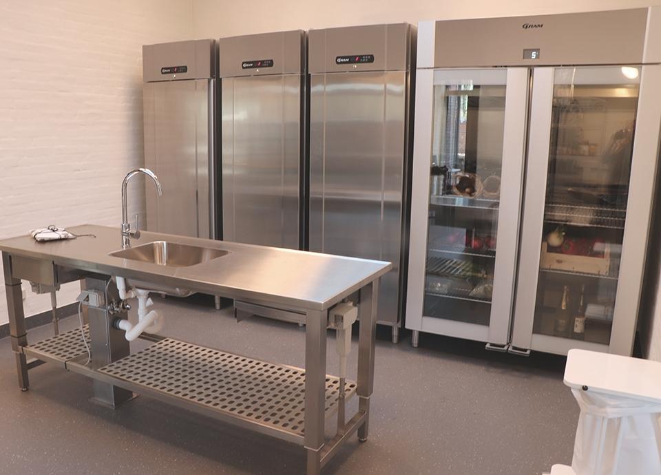 Gram køleskabe